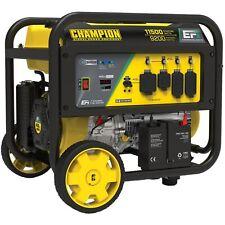 Champion 100485 9200 Watt Electric Start Portable Generator With Efi Technolo