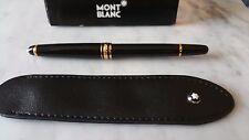 Montblanc Pen Meisterstuck Classique Gold Rollerball Pen BRAND NEW