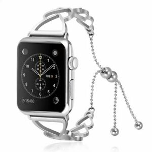 Stainless Steel Bracelet Strap Band For Apple Watch Series 4 3 2 1  iWatch 38mm