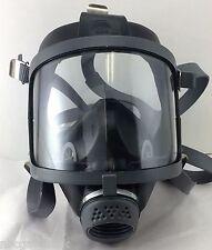 Scott/SEA Domestic Preparedness Front Port (FP) 40mm NATO NBC Gas Mask Open Box
