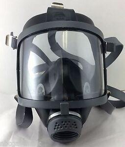 Scott/SEA Domestic Preparedness Front Port (FP) 40mm NATO NBC Gas Mask NEW