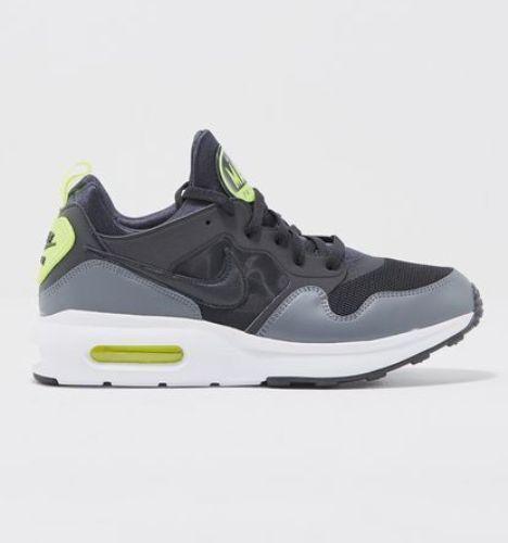 hommes Nike Air Max Prime noir / Gris /blanc 876068 005
