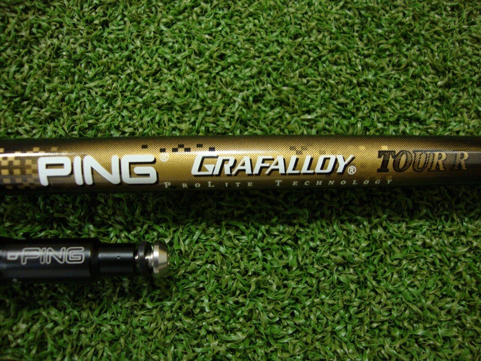 Ping G410 Adaptador &  Controlador De Grafito Eje Grafalloy Prolite regular  tienda de venta