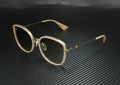 Gucci Grey Cat Eye Ladies Sunglasses GG0077SK00756