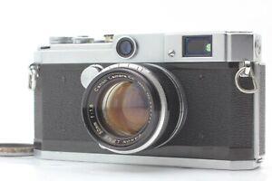 EXC-5-Canon-l3-35mm-Rangefinder-Kamera-50mm-f-1-8-l39-Lens-aus-Japan-561