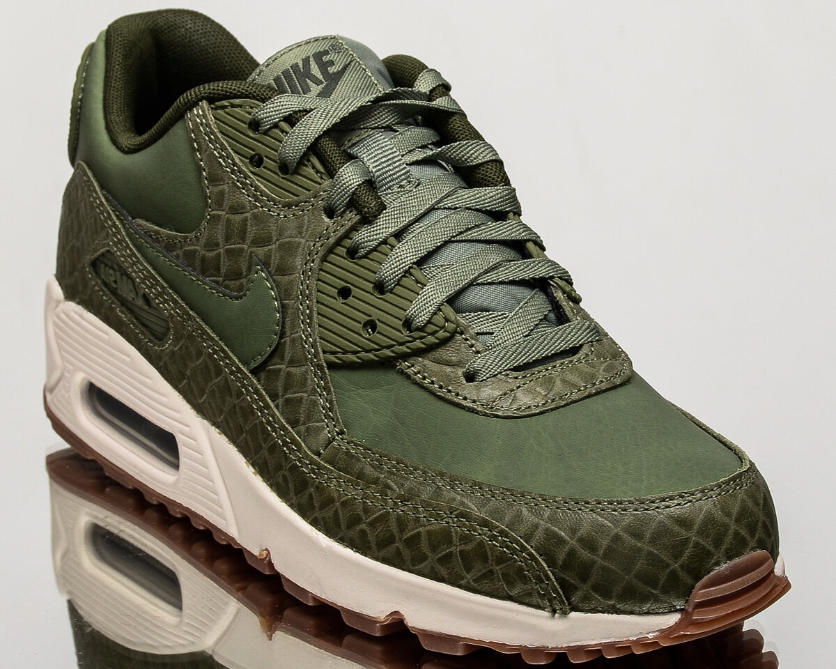 Nike femmes  Air Max 90 Premium femmes lifestyle sneakers NEW palm green 443817-301