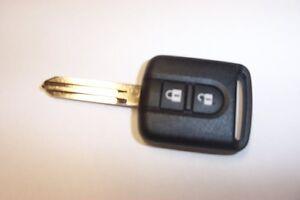 Télécommande d'origine Nissan fob & clé uncut lame MICRA enseignement primaire et secondaire modèle  </span>