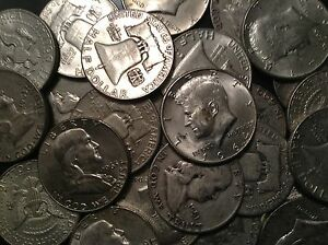 1//2 HALF Troy Pound LB U.S BUY TODAY! Mixed Silver Coins  No Junk Pre65 ONE !