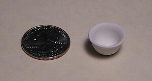 """One /""""medium crock/"""" bisque scale miniature by Tim Van Schmidt"""