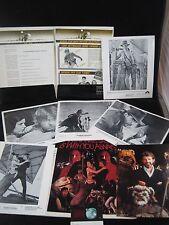 Vintage 1984 Star Wars Lucasfilm Fan Club Press Production Kit Photo Patch ++++