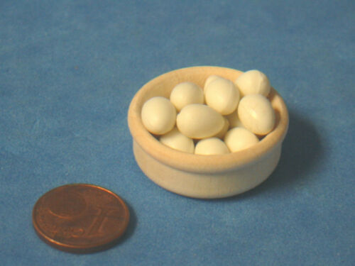 Nr.691 Bodo Hennig Eier 1:10 Puppenstube Kaufladen Puppenstuben zubehör