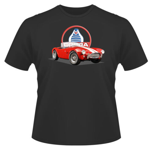 Ideal Birthday Present or Gift AC Cobra mkii 1963 Men/'s T-Shirt
