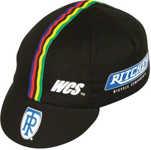 Pace Sportswear Ritchey Cycling Cap Black