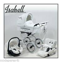 Stroller With Crib And Baby Carrier Auto Made A Ue Car Seat Pram
