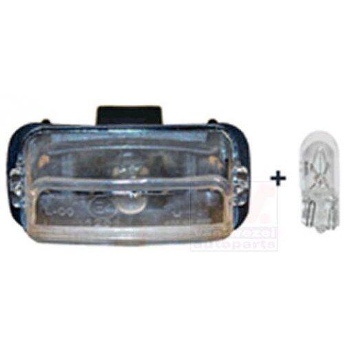 VAN WEZEL 4028920 plaque d/'immatriculation éclairage arrière gauche arrière droit Pour Peugeot