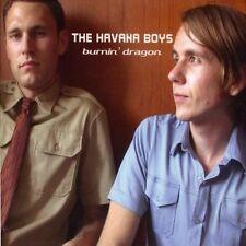 The Havana Boys Burnin' Dragon DIGIPAK