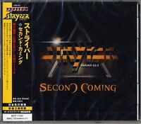 STRYPER-SECOND COMING-JAPAN CD BONUS TRACK F75