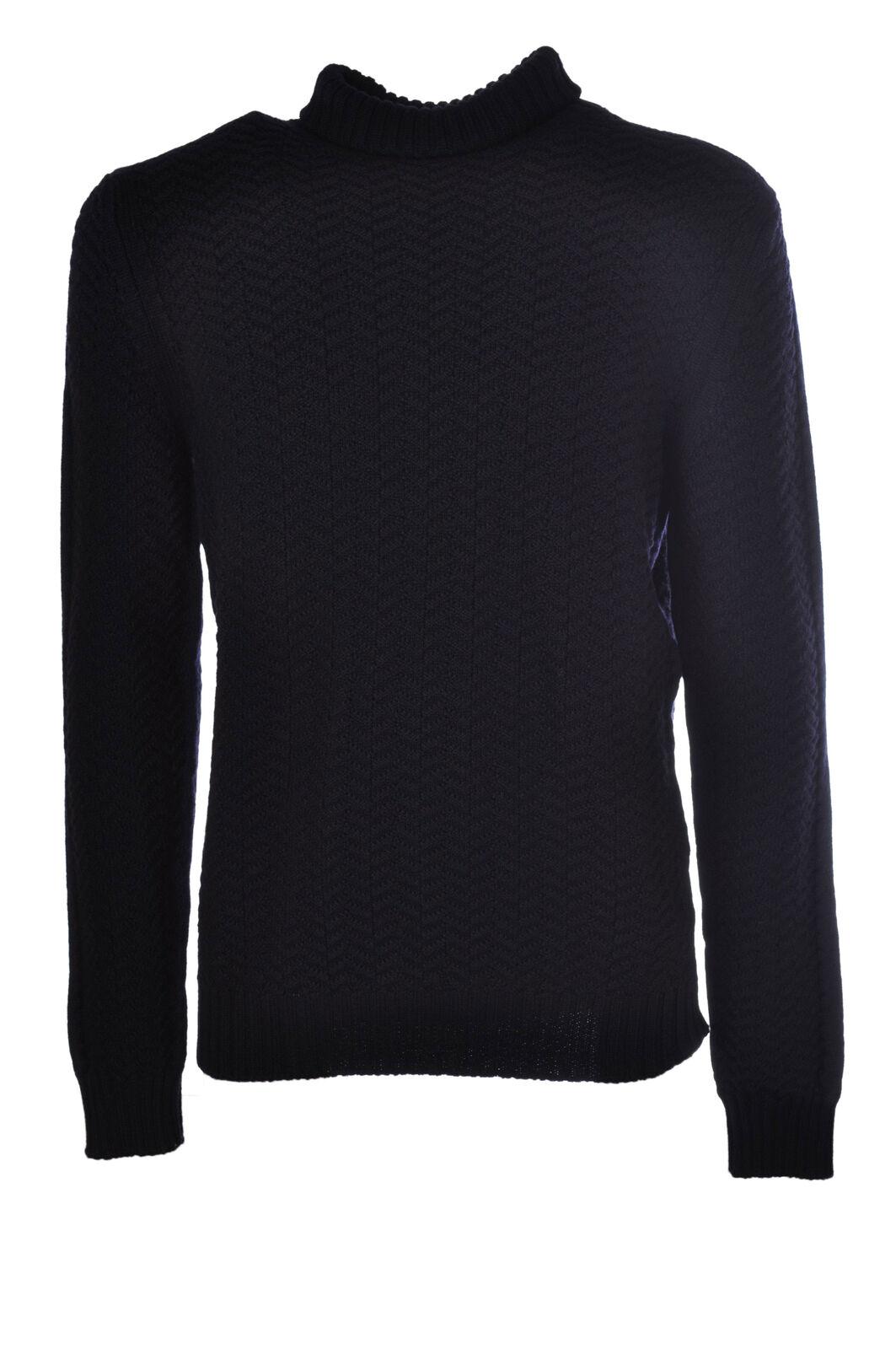 Alpha  -  Sweaters - Male - bluee - 2865901A184902