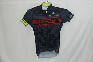5d9c0ea4f Hincapie Holowesko Pro Team Men s Cycling Jersey 2XS XXS Short ...