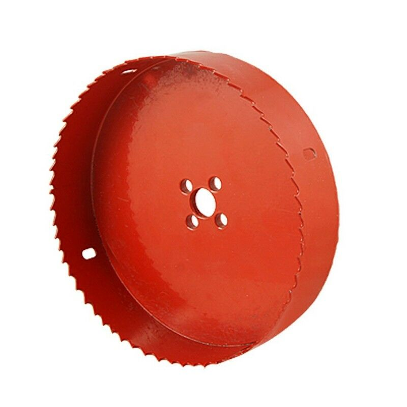 5X( 150mm Diameter Bimetal Hole Saw Wood Alloy Iron Cutter Y1T5)