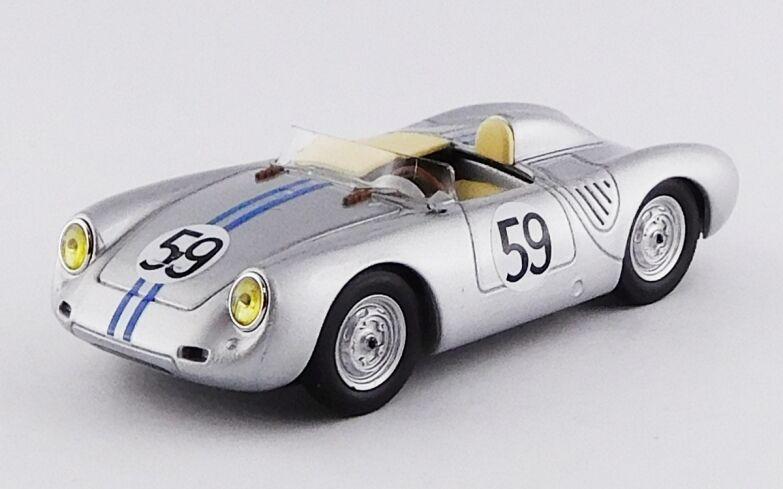 Best model bes9652-porsche 550 rs h du mans - 1958 1 43