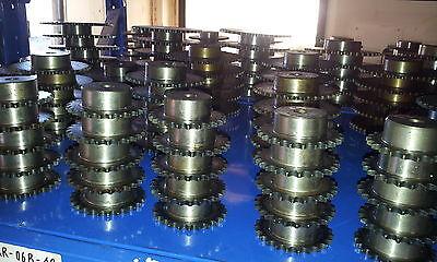 Material C 45 außengehärtet Kettenrad Typ 10-A Zähnezahl 24 ETKR-10A-24 ASA 50