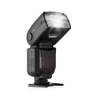 New DF-801 High Speed Sync 1/8000s E-TTL/E-TTL II Speedlite Flash For Canon DSLR