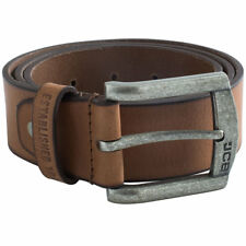 4acd3d92fd27 item 5 JCB Mens Brown Antique Effect Real Leather Belt Distressed Metal  Buckle Workwear -JCB Mens Brown Antique Effect Real Leather Belt Distressed  Metal ...
