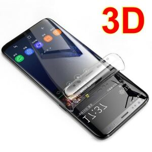 Clear-Front-Back-Full-Cover-Soft-Screen-Protector-Film-Samsung-Galaxy-A8-S8-S9