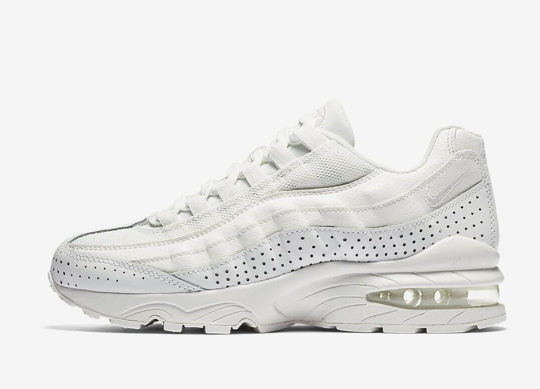 Nike Air Max 95 SE GS Youth Youth Youth 922173-101 Summit blanc3 EU 35.5 US 3.5Y New 2da2d3