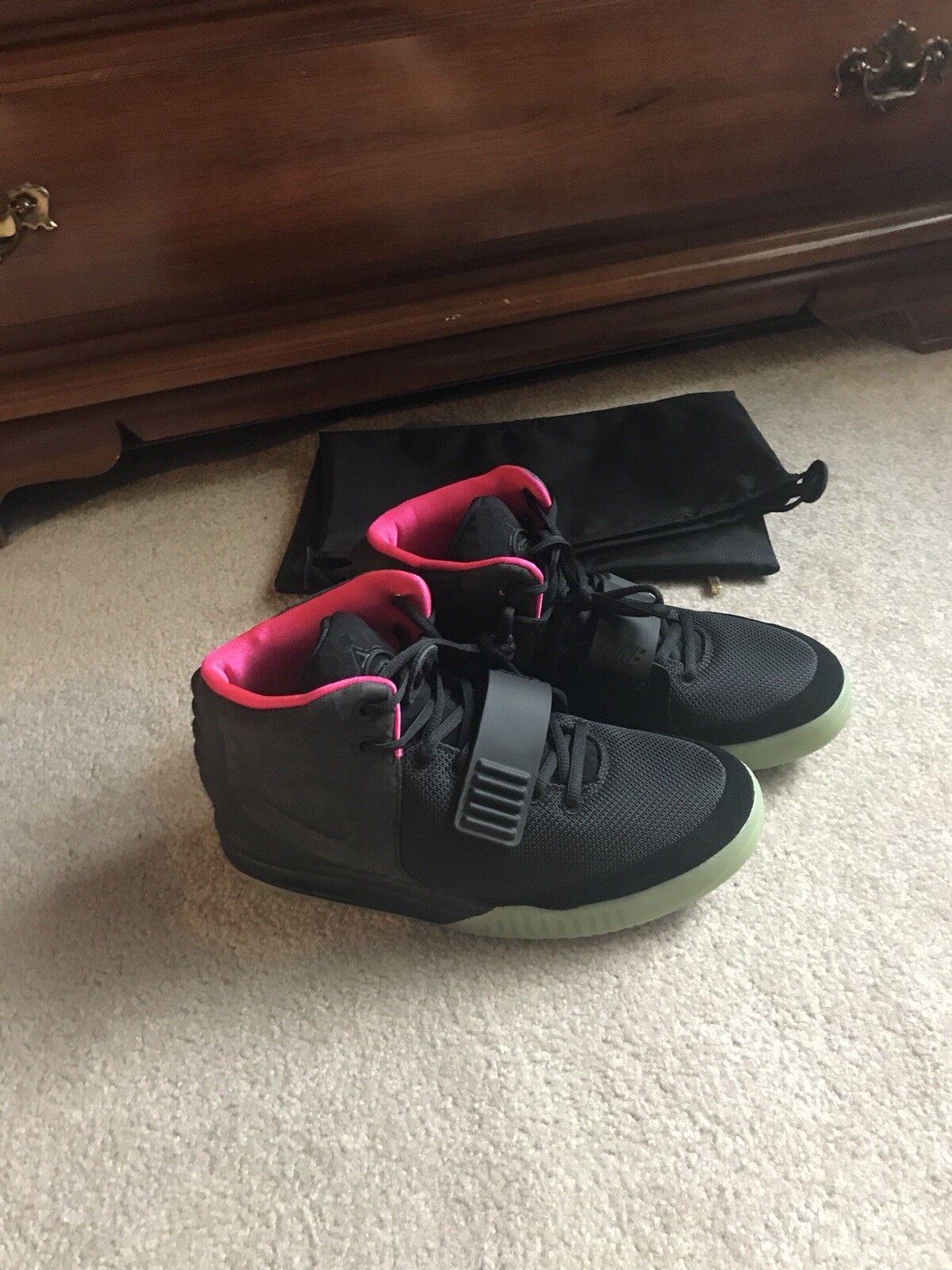 Nike yeezy - 2 solare red sz - yeezy 9 500efb