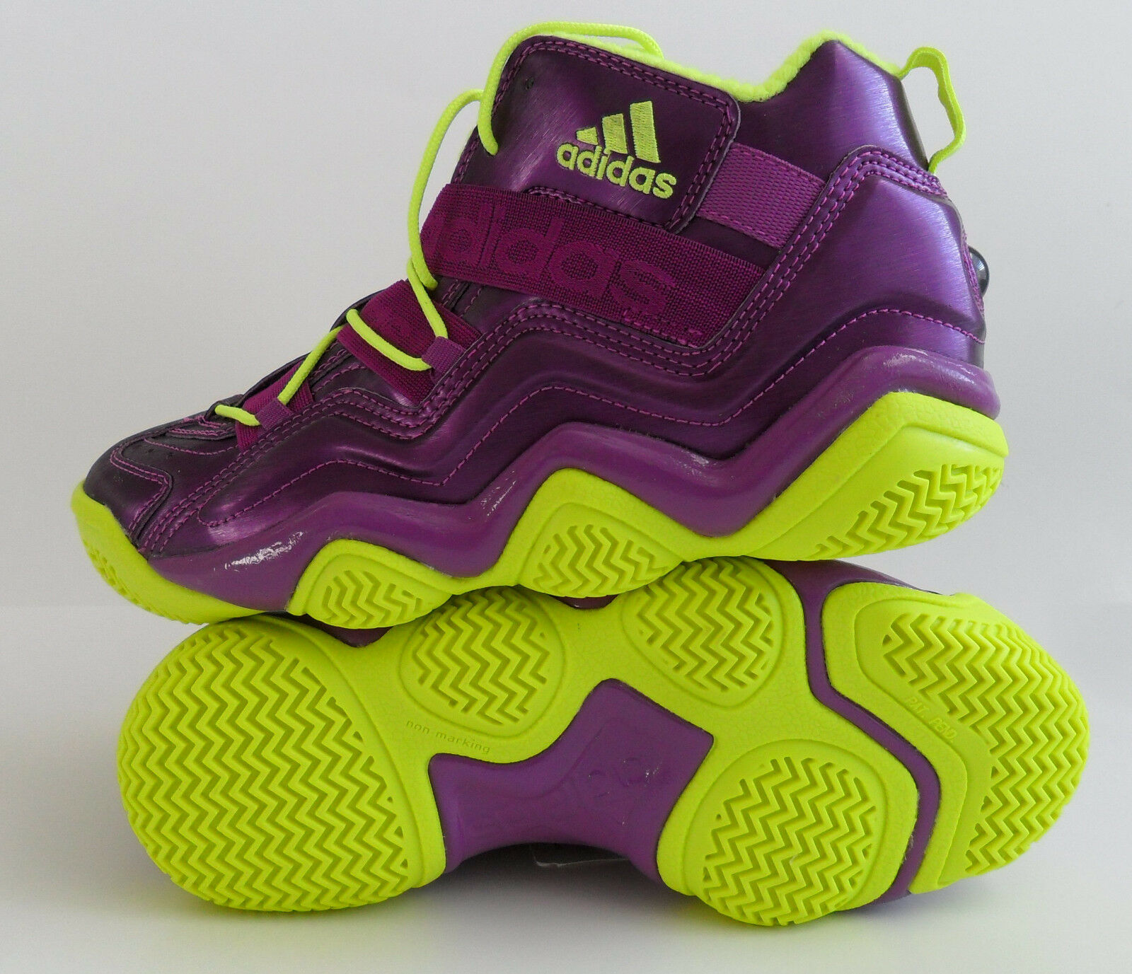 NEWAdidas TOP TEN 2000 LA THE DREAM CITY crazy eqt 8 Basketball shoesMens sz 13