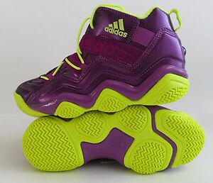 NEW~Adidas TOP TEN 2000 LA THE DREAM CITY crazy eqt 8 Basketball Shoes~Mens sz 8