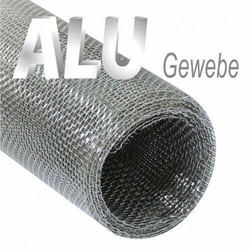 Lichtschacht Draht Gitter Fliegengitter Aluminium Gewebe 0,60m x 1,20 m