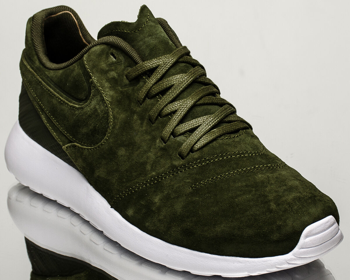 Nike Roshe Tiempo VI 6 men lifestyle casual sneakers NEW legion green 852615-300