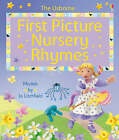 First Picture Nursery Rhymes by Felicity Brooks (Paperback, 2005)
