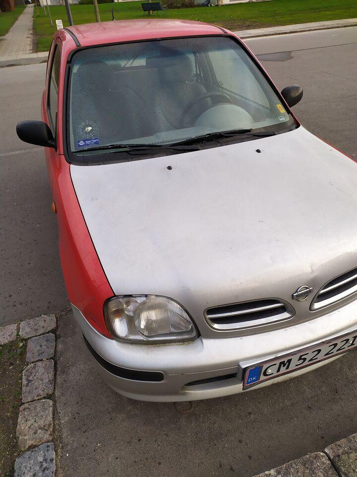Nissan Micra, 1,0i GX, Benzin