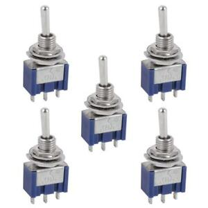5-Pcs-AC-ON-OFF-ON-SPDT-3-Position-Micro-Mini-Toggle-Switch-6-Amp-AC125V