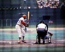 Dick Allen White Sox Comiskey Park Color 8x10 I