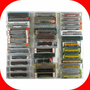 N-Scale-Passenger-Car-Variety-lot-NEW-All-Kinds-Available-MULTI-ITEM-DISCOUNT