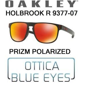 1b6851f4c7 Image is loading Oakley-Sunglasses-Holbrook-R-oo-9377-937707-Prizm-