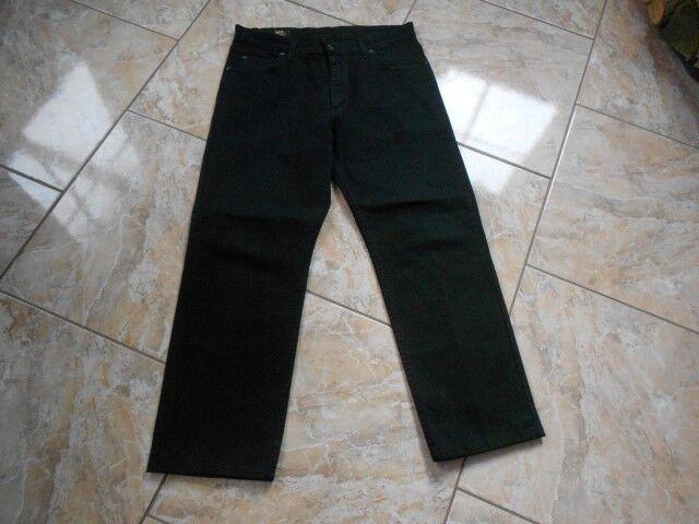 H4975 pantalon Lee Brooklyn pantalon H4975 w34 l30 noir très bien d0684d