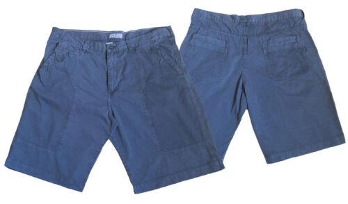 D blu da uomo ragazzi classico Estate Pantaloncini Gian Marco Venturi Taglia 30 32 34 35 36 38