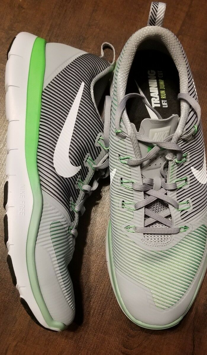 Casual wild NIKE FREE TRAIN VERSATILITY MENS ATHLETIC SHOES 833258-003 NEW SIZE 9.5