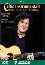 Celtic Instrumentals for Fingerstyle Guitar DVD One: DADGAD Tuning Ins 000641740