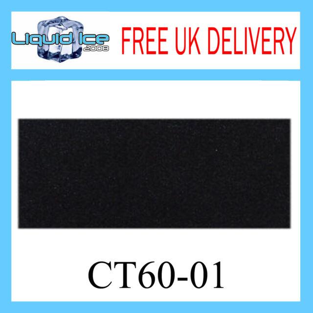 CT60-01 CONNECTS BLACK ACOUSTIC CARPET SIZE 70cm X 135cm CAR AUDIO SUB BOX VAN