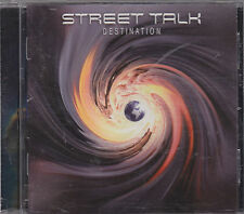 STREET TALK - destination CD