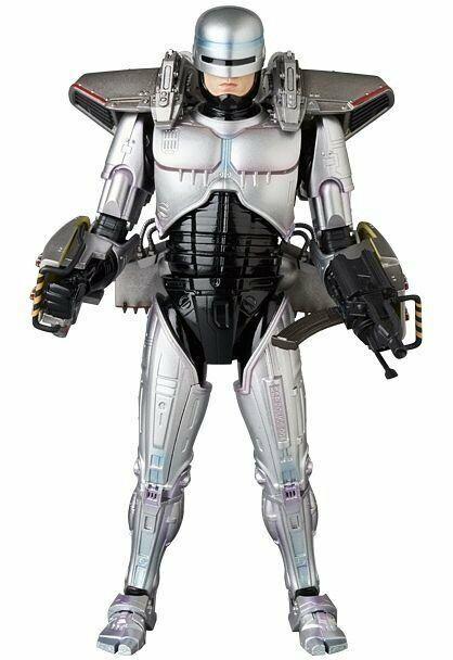 Medicom Figura Robocop 3 Nº 087 Figura De Acción