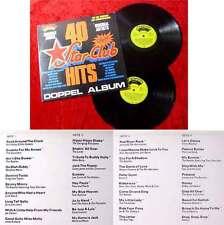 2LP 40 Star Club Hits Beatles w/ Tony Sheridan Rattles