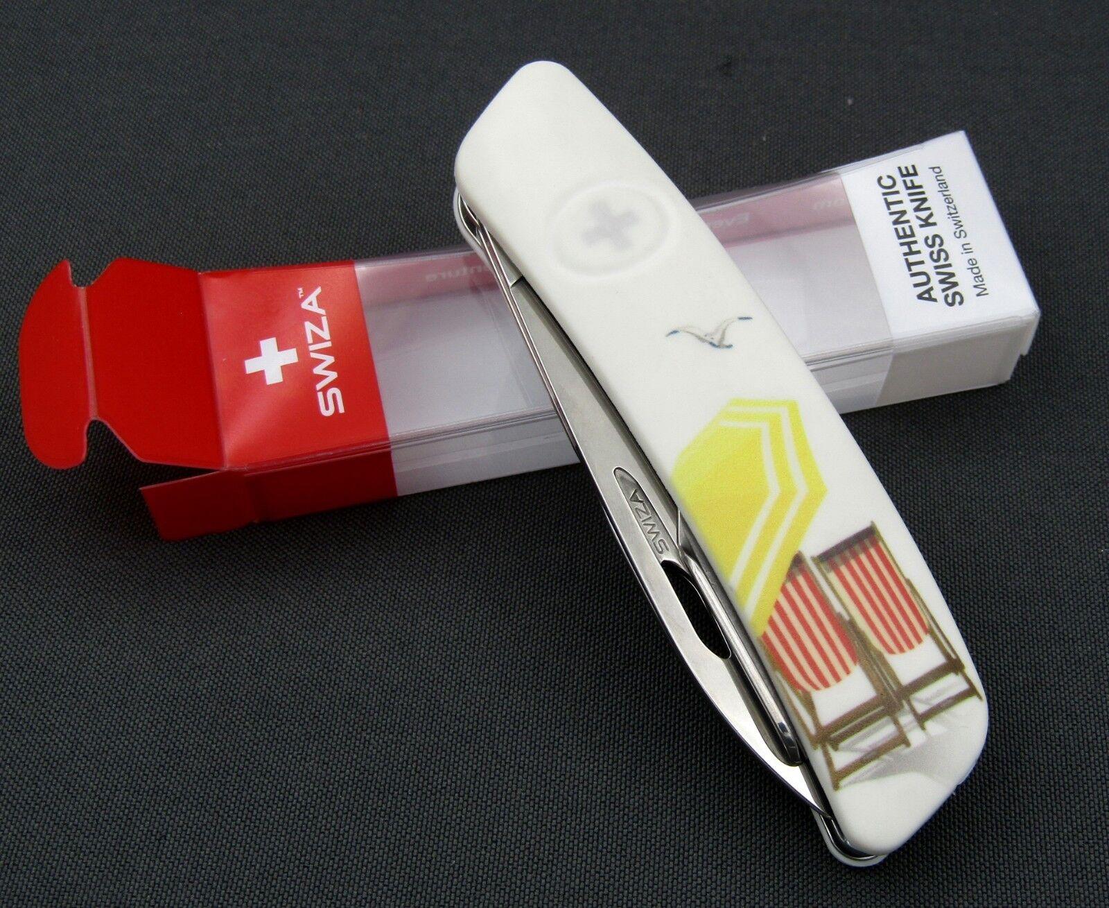 Schweizer Taschenmesser SWIZA, Jahreszeiten, SUMMER, limitiert, swiss army knife